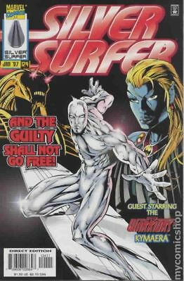Silver Surfer (1987 2nd Series) #124 FN