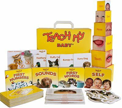 Teach My? Baby All-In-One Learning Kit