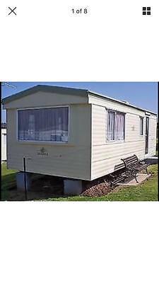 Holiday Caravan Newquay Cornwall  ,  2017 OCTOBER X1 WEEK