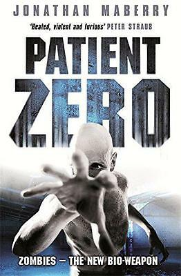 Patient Zero by Jonathan Maberry | Paperback Book | 9780575086937 | NEW