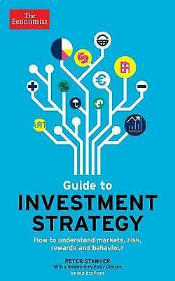 The Economist Guide To Investment Strategy,HB,Peter Stanyer - NEW