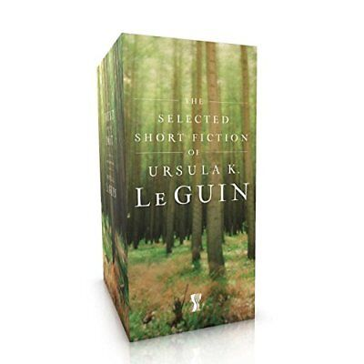 The Selected Short Fiction of Ursula K. Le Guin: The Found and the Lost; The Un