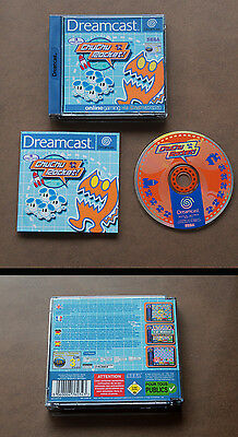Chu Chu Rocket Dreamcast comme neuf, like new ! PAL