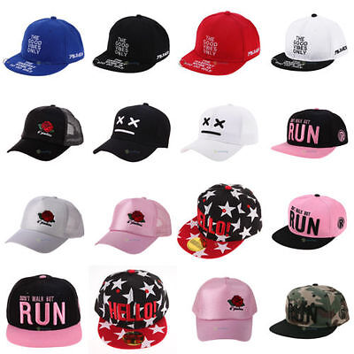 Baby Boys Girls Children Toddler Infant Hat Peaked Baseball Baby Kids Cap Hats