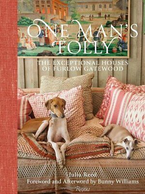 One Man's Folly: The Exceptional Houses of Furlow Gatewood,HC,Julia Reed - NEW