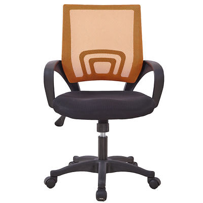 High Back Swivel Task Chair Adjustable Home Office Computer Desk Mesh Furniture