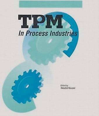 TPM in Process Industries, Tokutaro Suzuki