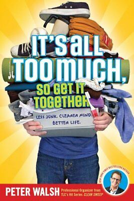 Its All Too Much, So Get It Together,PB,Peter Walsh, John Hendrix - NEW