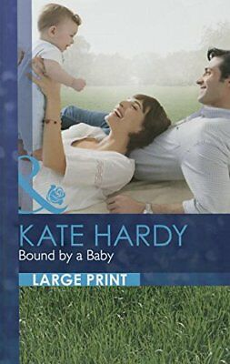 Bound By A Baby,HC,Kate Hardy - NEW