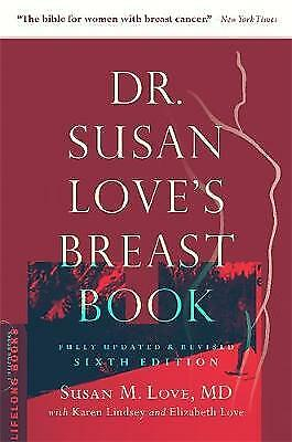 Dr. Susan Loves Breast Book (A Merloyd Lawrence Book),PB,Susan M. Love MD - NEW