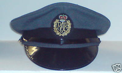 Genuine British Royal Air Force RAF Airman's / NCO's Hat Size 54cms - New