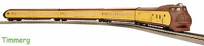 Lionel MTH Tinplate #11-6007-1 Union Pacific M10000 Passenger Train Set O Gauge