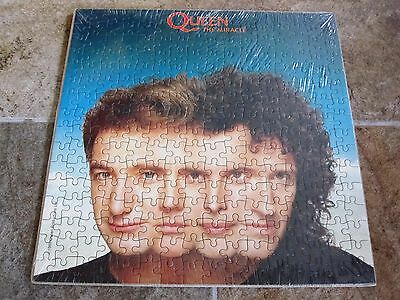 QUEEN  :  ' The Miracle '  -  Official 1989 Album Jigsaw Puzzle  -  Still Sealed