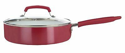 Wearever C9433374 Pure Living Covered Skillet, 3.5 Quart