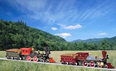 """Lionel 6-58507 LCCA Limited Edition """"The Great Train Chase"""" Locomotives Set MIB*"""