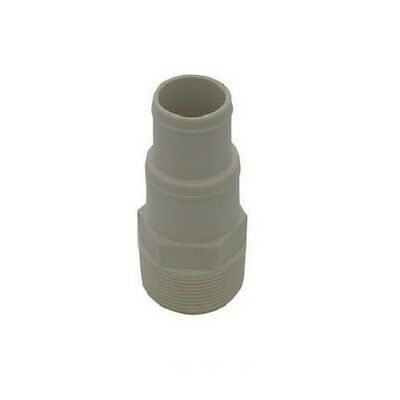 "Jed Pool 80-216-B 1.5"" MPT X 1.5""/1.25"" Hose Adapter"