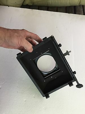 Chrozsiel 4x4 Matte Box 411- 52 Clip-On Very nice Condition