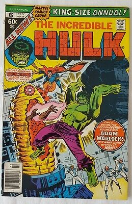 Incredible Hulk Annual 6 1st Appearance Paragon Her Ayesha