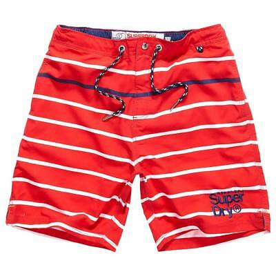 Superdry Vacation Stripe Swim Short Bañadores