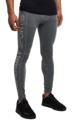 Superdry Gym Sport Runner Legging Pantalones largos