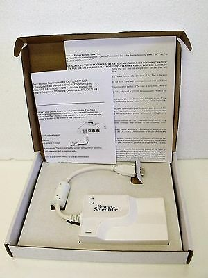 Latitude NXT USB Cellular Adapter 6295 Boston Scientific with Box & Instructions