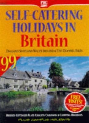 Self-catering Holidays in Britain (Farm Holiday Guides),Anne E Cuthbertson