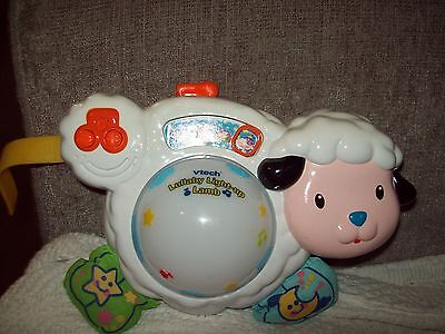 VTech Cot   Lullaby Light Up Lamb