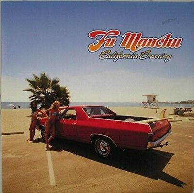 Fu Manchu - California Crossing [New Vinyl LP] Deluxe Edition