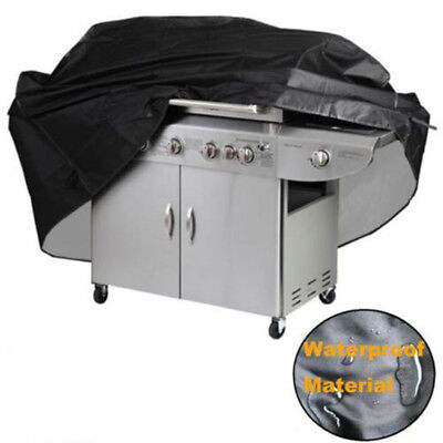 BBQ Cover Outdoor Waterproof Barbecue Covers Garden Patio Grill Protector 3 Size