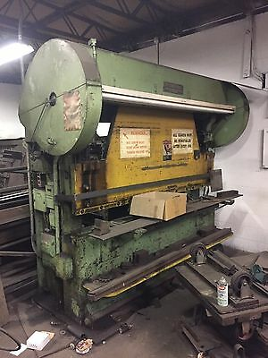 Cyril Bath Brake Press