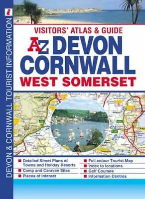 Devon, Cornwall and West Somerset Visitors' Atlas,