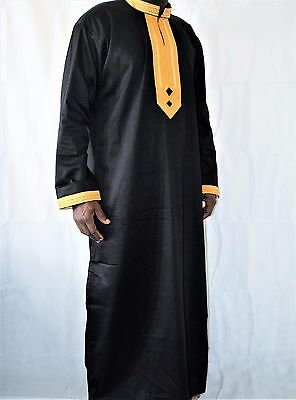 Men's Kaftan,Men's Native Wear,African Clothing,African Men's Embroidery Outfit