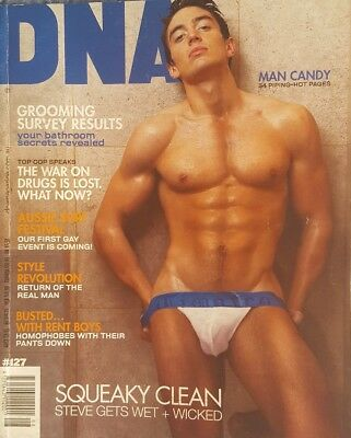 DNA Magazine Issue 127 (Gay)