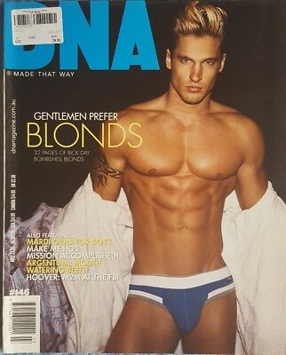 DNA Magazine Issue 146 (Gay)