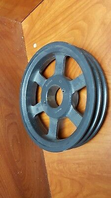 """New Browning 2AK74H Sheave Pulley , 2 Groove, 7.25"""" OD"""