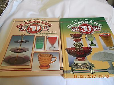 Books Research Antiques Collectibles Glassware of the 40s 50s 60s