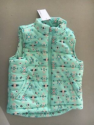 Target Girls Puffer Vest New With Tags 4