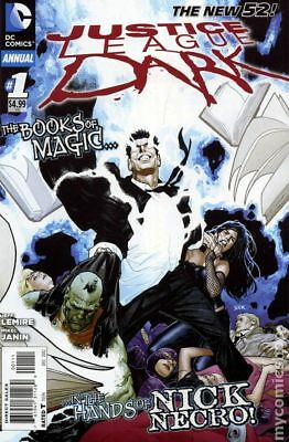 Justice League Dark (2011) Annual #1 VF
