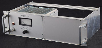 Industrial IPPS 40A 5kV-50uA Adjustable Rackmount Assembly Ion Pump Power Supply