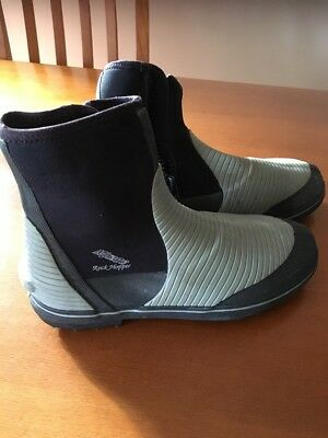 Mirage Rock Hopper Wetsuit boots With Steel Spikes