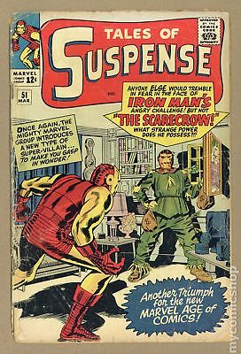 Tales of Suspense (1959) #51 GD- 1.8