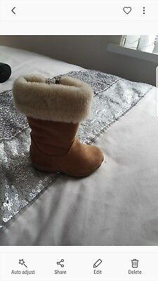 baby winter boots size 3