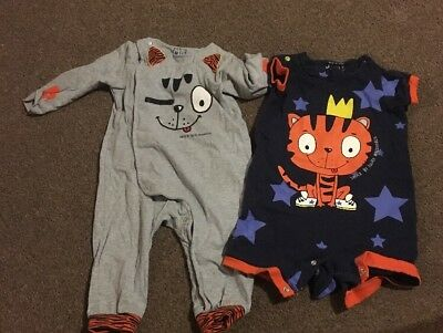 Smile By Julien Macdonald 2 Boys Outfits 6-9 Months