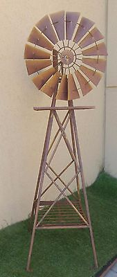 Heavy Duty  Medium  Windmill wind spinner outdoor gift home decor
