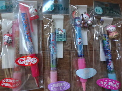 Hello Kitty 5 Gotochi Mechanical Pencil Set by Sanrio Japan Limited Set 33