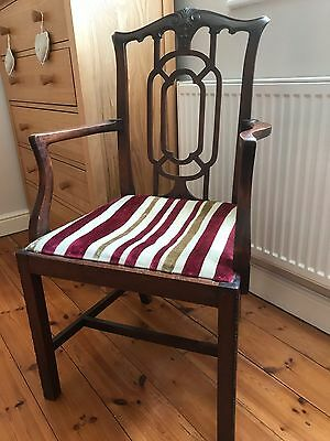 Victorian Occassional Dining Carver Chair