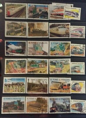 Train on Stamps Selection used L5