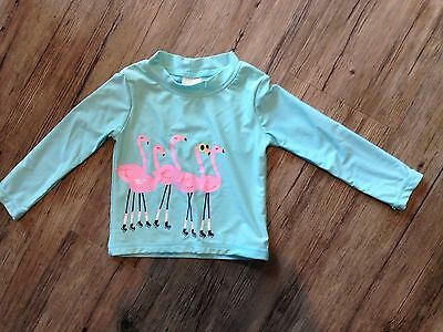 Carter's Toddler Girls Rash Guard Top Size 24 months - Good condition