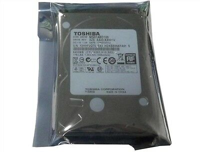 "New Toshiba 1TB  2.5"" Laptop SATA Hard drive PS3 PS4 HDD MQ01ABD100"