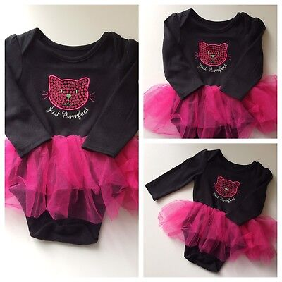 Baby Girls Clothes/ Cute Girls Halloween Outfit 6/9 Months